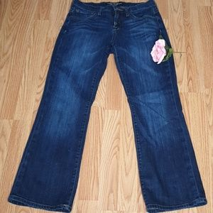 LUCKY BRAND BLUE JEANS FOR WOMEN (C)